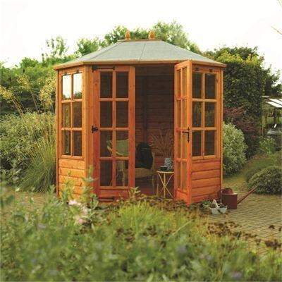 Supersheds UK Octagonal Summerhouse