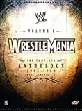 WWE WrestleMania - The Complete Anthology, Vol. 1 - 1985-1989 (WrestleMania I-V)