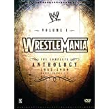 WWE WrestleMania: The Complete Anthology, Vol. I, 1985-1989 (WrestleMania I-V) ~ Hulk Hogan