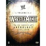 WWE WrestleMania: The Complete Anthology, Vol. I, 1985-1989 (WrestleMania I-V) ~ Hulk Hogan