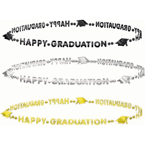necklace happy graduation - 1
