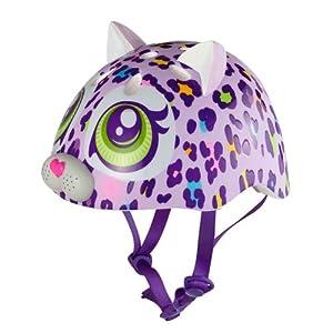 Raskullz Color Cat Helmet, 3+ Years, Purple
