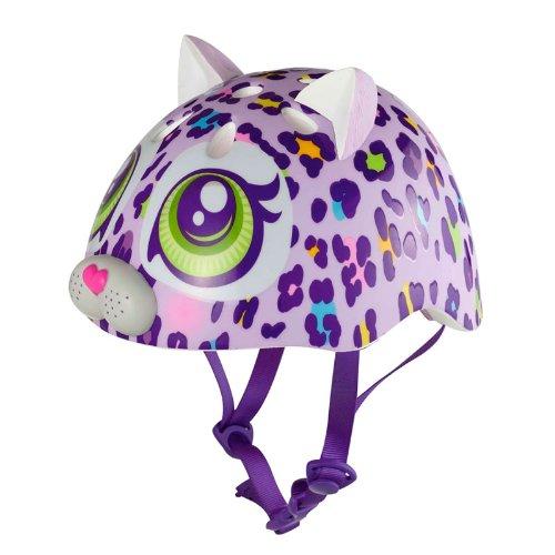 Why Should You Buy Raskullz Color Cat Helmet, 3+ Years, Purple