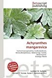 echange, troc Lambert M. Surhone - Achyranthes Mangarevica