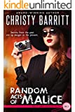 Random Acts of Malice (Holly Anna Paladin Mysteries Book 3)