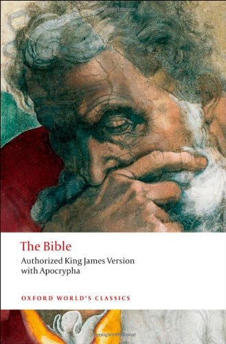 The Bible: Authorized King James Version (Oxford World's...