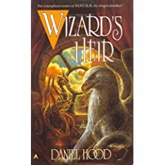 Wizard's Heir by Daniel Hood
