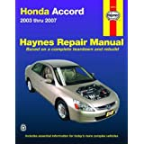 Honda Accord 2003-2007by Max Haynes