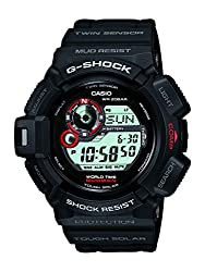 Casio G-Shock Professional Digital Grey Dial Mens Watch - G-9300-1DR (G342)