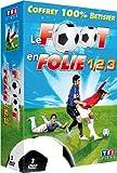 echange, troc Le Foot en folie - Coffret 3 DVD