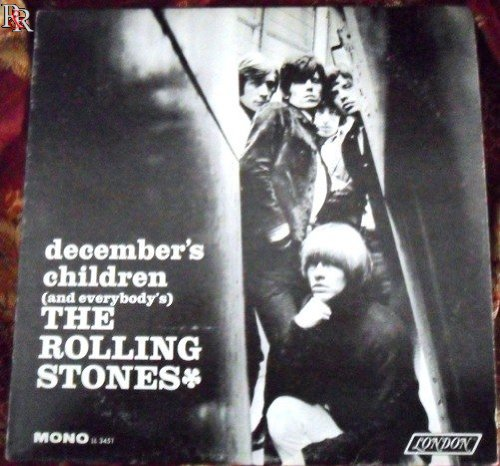 The Rolling Stones -December's Children (And Everybody's) Original Mono Recording