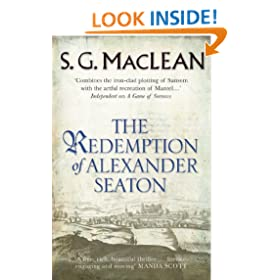 The Redemption of Alexander Seaton (Alexander Seaton series Book 1)
