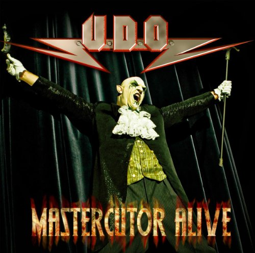 U.D.O. - Mastercutor Alive-2CD-Digipak-2008-MCA int Download