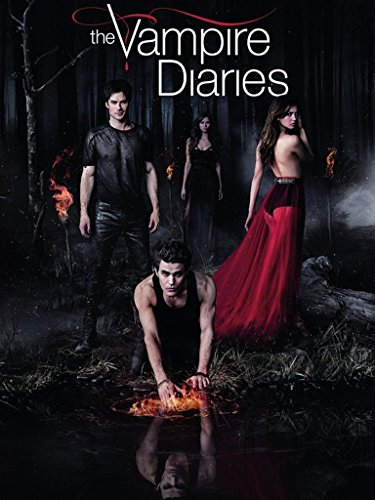 The Vampire Diaries - Stagione 05 (5 Dvd)