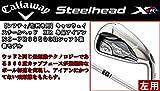 Callaway(キャロウェイ) 【レフティ / 左利き用】 スチールヘッド XR 単品アイアン NS-PRO950GH スチールシャフト装着モデル (番手(AW), FLEX-R)