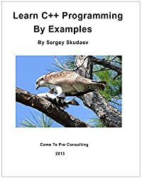 Learn C++ Programming By Examples