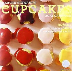 2012 Martha Stewart's Cupcakes Grid Calendar