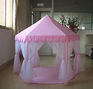 Princess Castle PLay Tent By Sid Trading fairy princess castle by Sid Trading