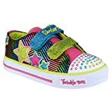 Skechers SK10249N Twinkle Toes S Lights / Girls Shoes
