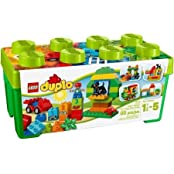 Lego Lego Duplo All In One Box Of Fun Building Set