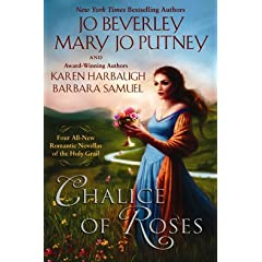 Chalice of Roses anthology