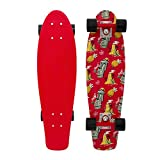 Penny Nickel Board Classic Complete Skateboard, Weird Reality Island Escape, 27