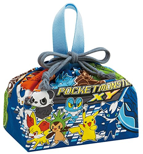 Lunch Purse Lunch Bag Pokemon XY - 1