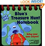 Blue's Treasure Hunt Notebook