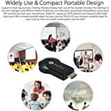 """Berry *Offer* Buy And Get One Five Layer Hanging Shoe Rack Free Worth Rs 799 Anycast M2 Wireless WiFi Dongle TV Stick Miracast DLNA Airplay HDMI Multidisplay Full HD 1080P Receiver For IOS Android Windows """"Free Selfie Flash(Random Color May Be Shippe"""