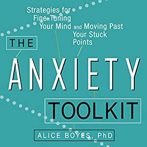 The Anxiety Toolkit Audiobook