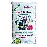Abono orgánico de gran calidad, procesado por lombrices de California. Disponible en sacos de: 5 litros (3 kg). 17 litros (10 kg). 50 litros (30 kg). Es un fertilizante orgánico y ecológico, resultado de la transformación, por parte de las lombrices ...