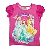 Disney Princess Royal Tea Toddler Printed Both Sides Shirt