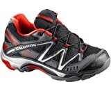 Salomon XT Wings Children's Shoes 108403 Black Bright Red Black
