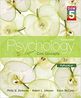 CONCEPTS PSYCHOLOGY CORE