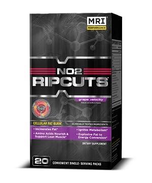 M.R.I. NO2 Ripcuts, Grape Velocity, 20-Count