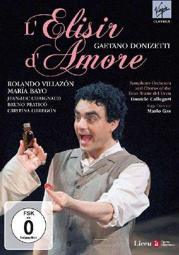 L'Elisir D'Amore (Maria Bayo - Villazon ) - Donizetti -DVD