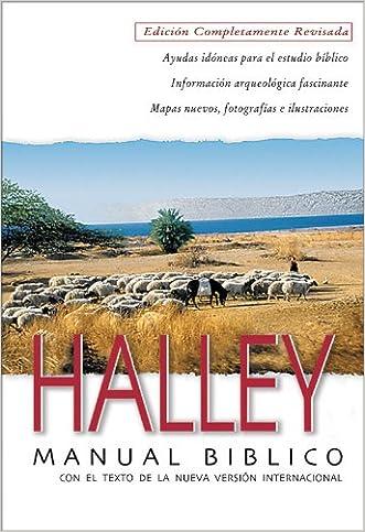 Manual bíblico de Halley con la Nueva Versión Internacional (Spanish Edition)