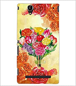 PrintDhaba Sport Boy D-2896 Back Case Cover for SONY XPERIA T2 ULTRA (Multi-Coloured)