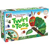 The Very Hungry Caterpillar Twirl and Toss Educational Board Games