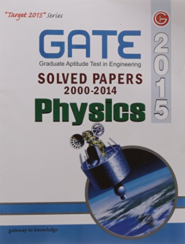 GATE Solved Paper Physics 2015
