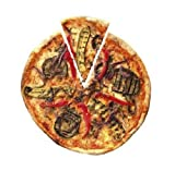 "Pizza Vegetarian - 18""W x 18""H - Peel and Stick Wall Decal by Wallmonkeys"