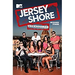 Jersey Shore: Season Four (Uncensored)