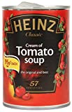 Heinz Classic Cream Tomato Soup 400 g (Pack of 24)