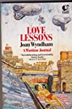 img - for Love Lessons: A Wartime Diary book / textbook / text book