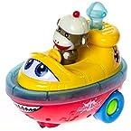 Bump n' Go Sock Monkey Boat
