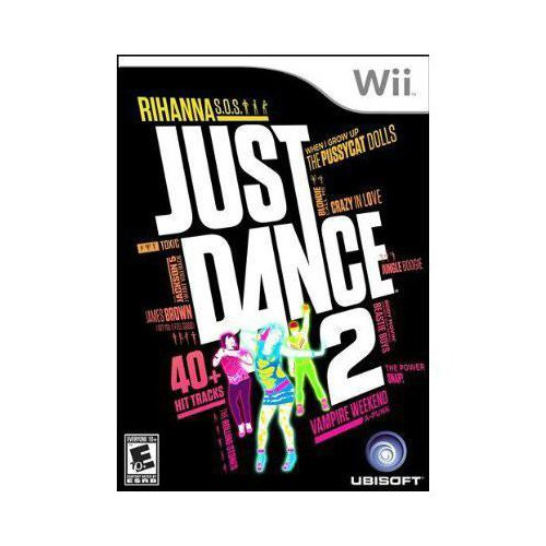 New Ubisoft Just Dance Entertainment Game 