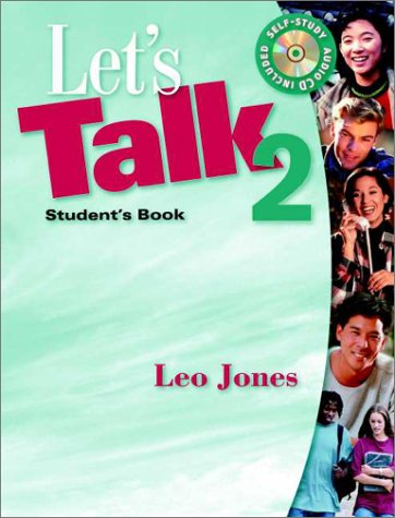 Let s Talk 1 2 3 2nd Edition The listening and speaking series