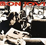 Disco de Bon Jovi - Cross Road (Anverso)