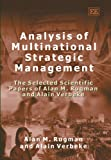 img - for Analysis of Multinational Strategic Management: The Selected Scientific Papers of Alan M. Rugman And Alain Verbeke book / textbook / text book