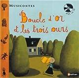 echange, troc Sarah Cone Bryant - Boucle d'or et les 3 ours (1CD audio)